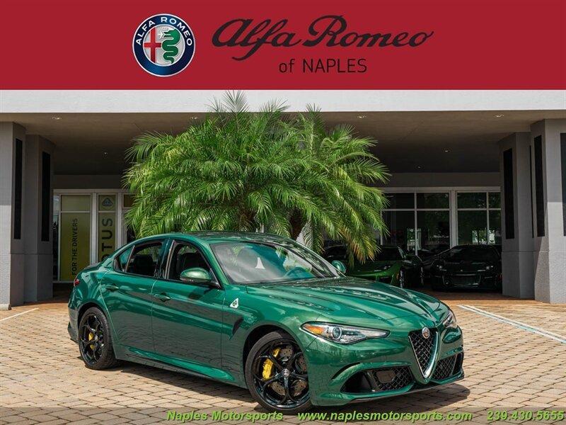 2021 Alfa Romeo Giulia Quadrifoglio:24 car images available