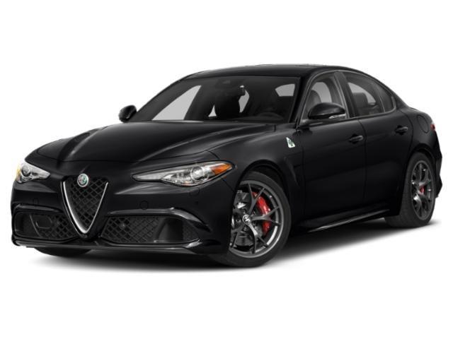 2018 Alfa Romeo Giulia Quadrifoglio : Car has generic photo