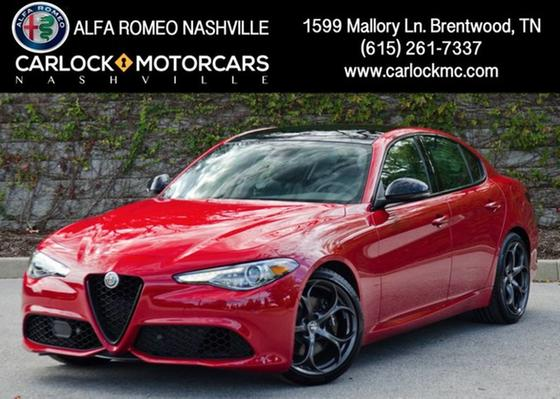 2018 Alfa Romeo Giulia Ti Sport:24 car images available