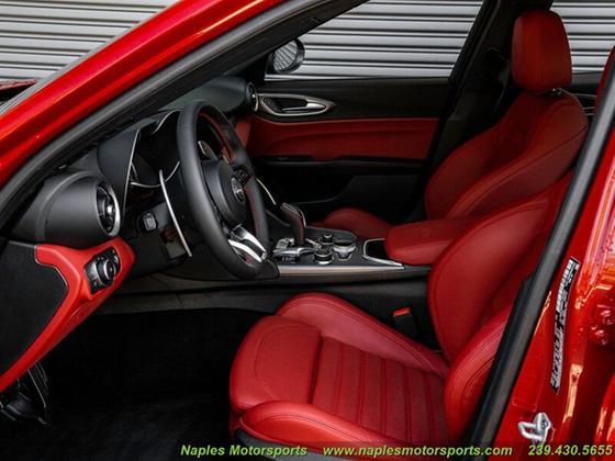 2020 Alfa Romeo Giulia Ti Sport:24 car images available