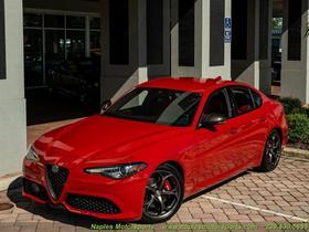 2020 Alfa Romeo Giulia Ti Sport