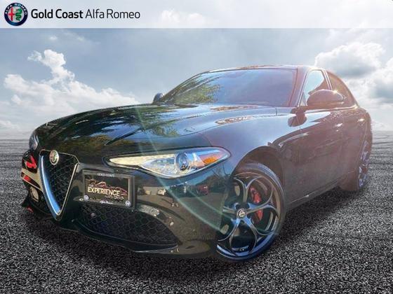 2020 Alfa Romeo Giulia Ti Sport:23 car images available