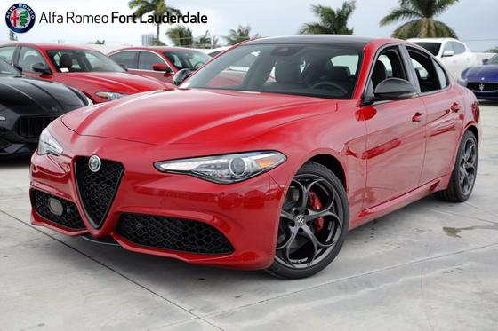 2020 Alfa Romeo Giulia Ti Sport:19 car images available