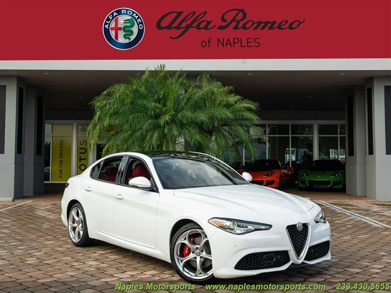2021 Alfa Romeo Giulia Ti Sport:24 car images available