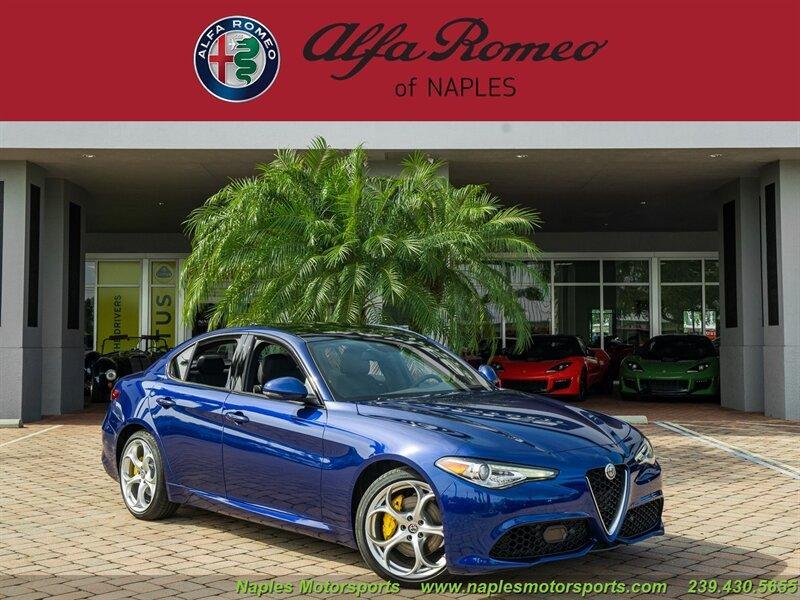 2021 Alfa Romeo Giulia Ti Sport:24 car images available