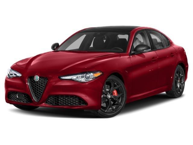2021 Alfa Romeo Giulia Ti Sport : Car has generic photo