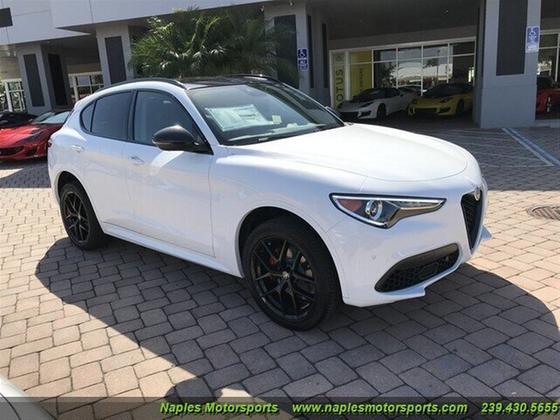 2020 Alfa Romeo Stelvio :24 car images available