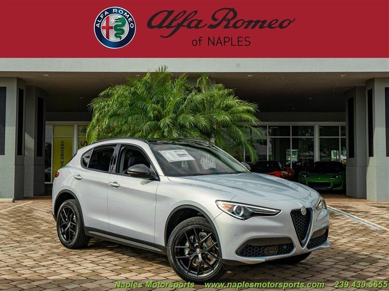 2021 Alfa Romeo Stelvio :24 car images available