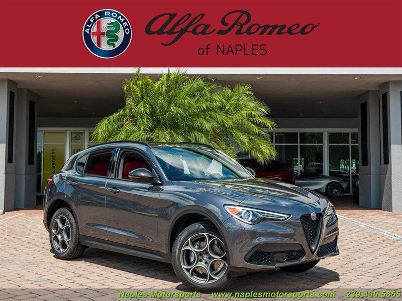 2021 Alfa Romeo Stelvio :24 car images available