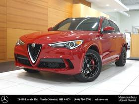 2018 Alfa Romeo Stelvio Quadrifoglio:24 car images available