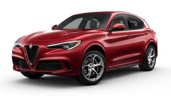 2019 Alfa Romeo Stelvio Quadrifoglio:3 car images available