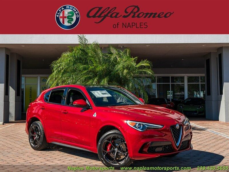 2020 Alfa Romeo Stelvio Quadrifoglio:24 car images available