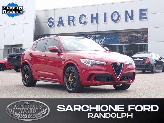 2018 Alfa Romeo Stelvio Quadrifoglio:24 car images available
