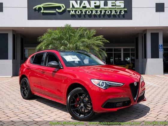 2020 Alfa Romeo Stelvio Ti AWD:24 car images available