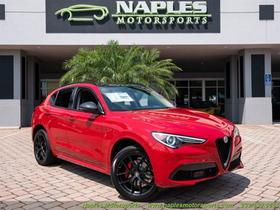 2020 Alfa Romeo Stelvio Ti AWD:24 car images available
