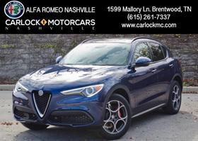 2018 Alfa Romeo Stelvio Ti Sport:24 car images available