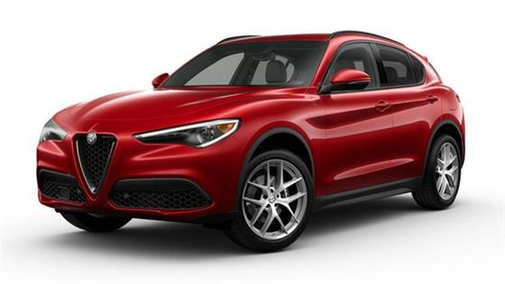2019 Alfa Romeo Stelvio Ti Sport:3 car images available