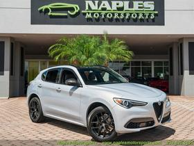 2020 Alfa Romeo Stelvio Ti Sport:24 car images available