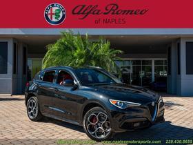 2021 Alfa Romeo Stelvio Ti Sport:24 car images available