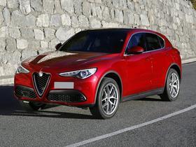 2018 Alfa Romeo Stelvio Ti : Car has generic photo
