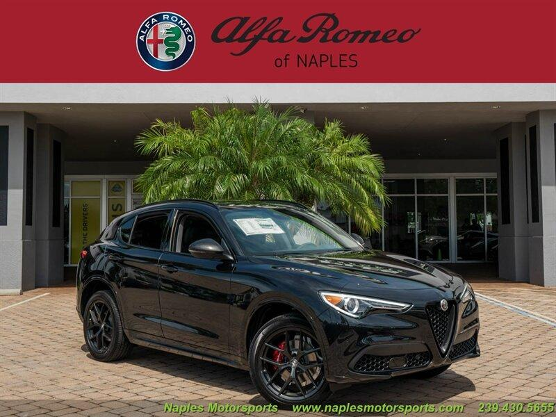 2021 Alfa Romeo Stelvio Ti:24 car images available