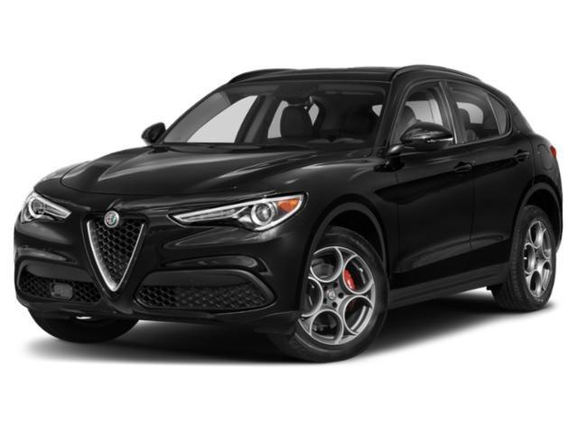 2021 Alfa Romeo Stelvio Ti : Car has generic photo