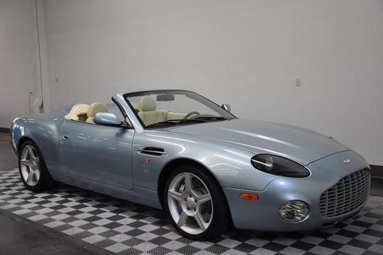 2003 Aston Martin DB AR1 Roadster:12 car images available