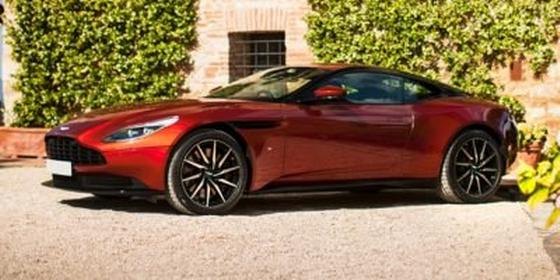 2018 Aston Martin DB11  : Car has generic photo