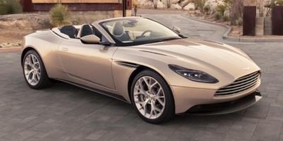2019 Aston Martin DB11  : Car has generic photo
