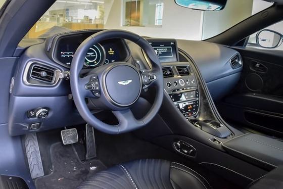 2018 Aston Martin DB11