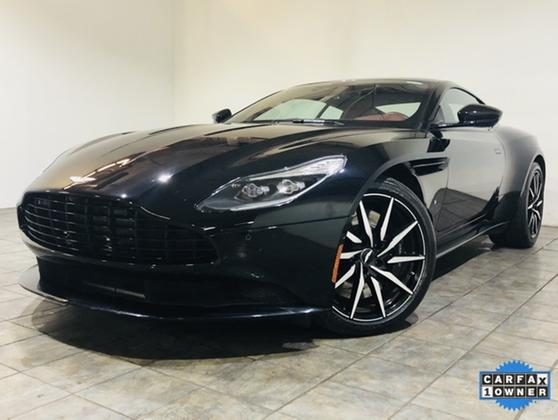 2018 Aston Martin DB11 :24 car images available