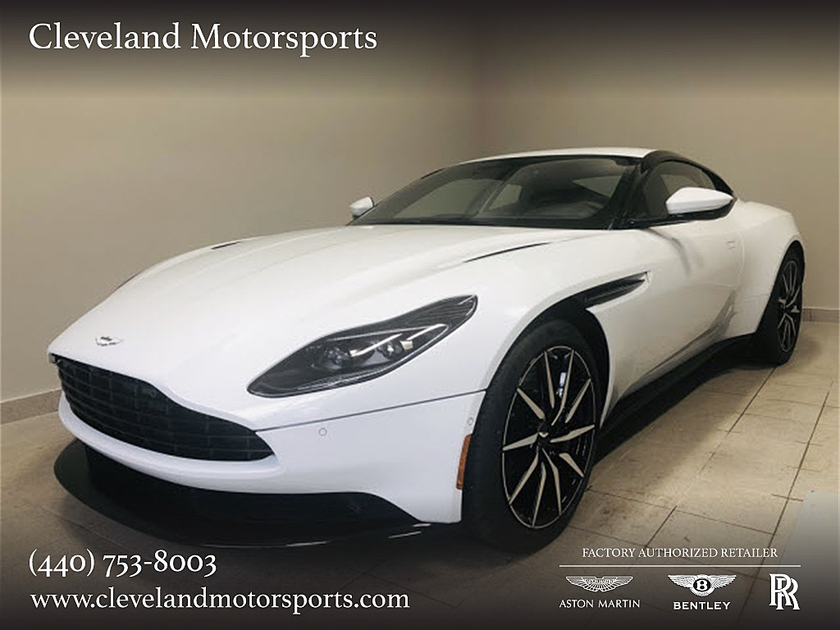 2020 Aston Martin DB11 :24 car images available