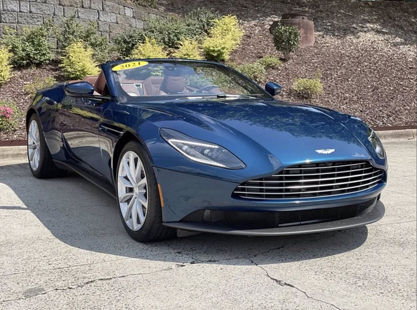 2021 Aston Martin DB11 :7 car images available