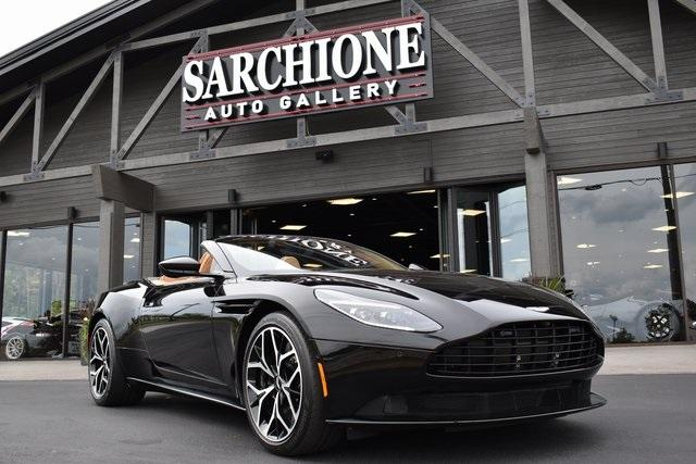 2019 Aston Martin DB11 :24 car images available