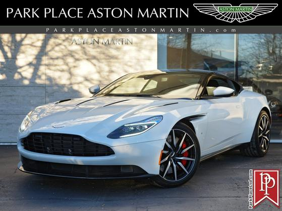 2018 Aston Martin DB11 Coupe:15 car images available