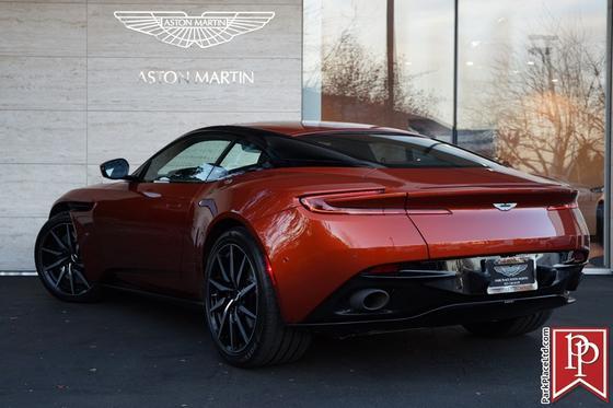2017 Aston Martin DB11 Launch Edition
