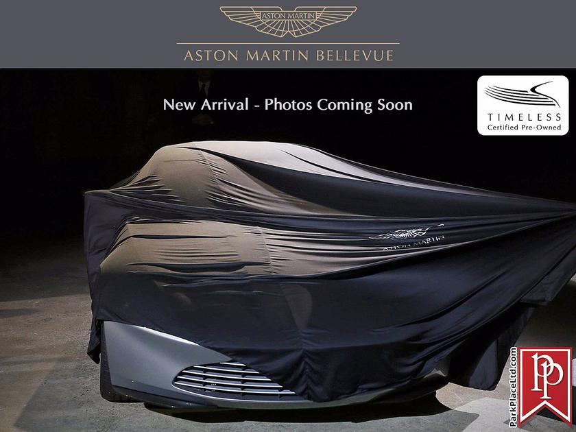 2017 Aston Martin DB11 Launch Edition : Car has generic photo