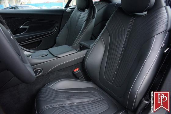 2017 Aston Martin DB11 V12 Coupe