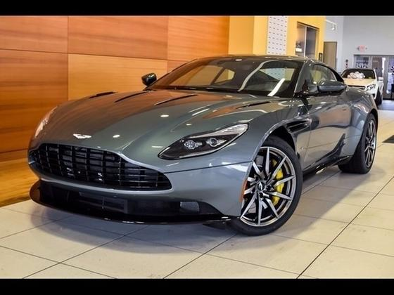 2018 Aston Martin DB11 V12 Coupe:24 car images available