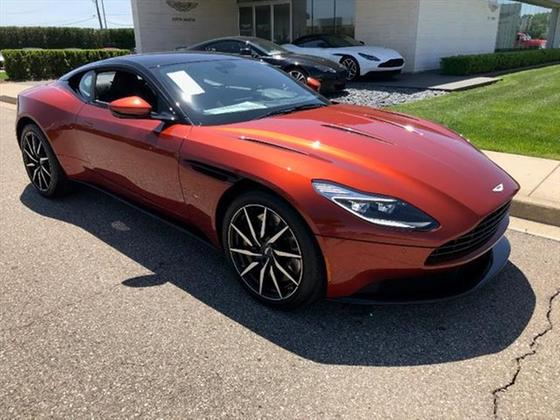 2018 Aston Martin DB11 V12 Coupe