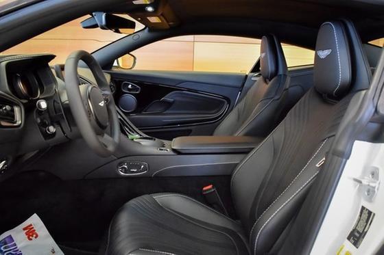 2018 Aston Martin DB11 V8 Coupe