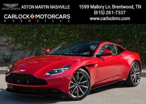 2019 Aston Martin DB11 V8 Coupe:24 car images available