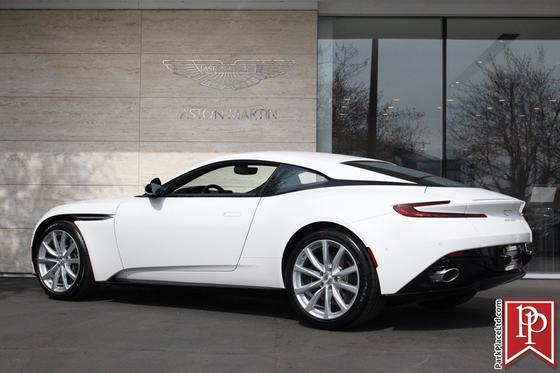2018 Aston Martin DB11 V8 Coupe