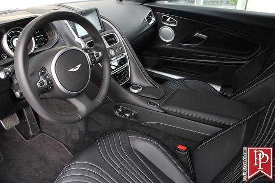 2019 Aston Martin DB11 V8 Coupe