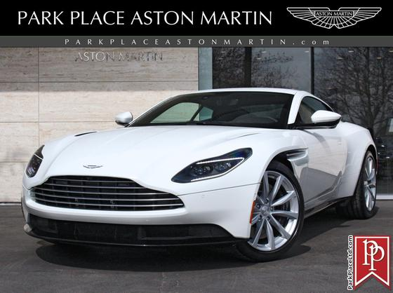 2018 Aston Martin DB11 V8 Coupe:24 car images available