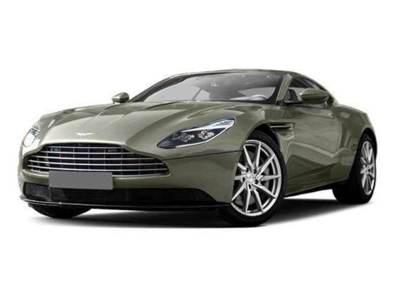 2018 Aston Martin DB11 V8 Coupe : Car has generic photo