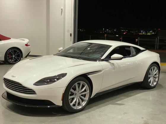 2018 Aston Martin DB11 V8 Coupe:5 car images available