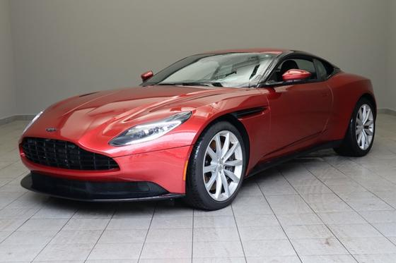 2018 Aston Martin DB11 V8 Coupe:14 car images available