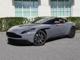 2020 Aston Martin DB11 V8 Coupe:24 car images available