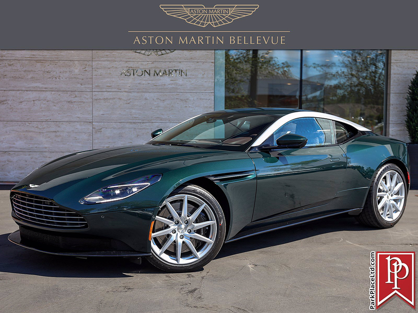 2021 Aston Martin DB11 V8 Coupe:24 car images available